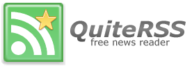 QuiteRss - Free Feed Reader